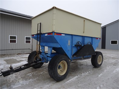 DMI Gravity Wagons For Sale In Quincy, Illinois - 33 Listings