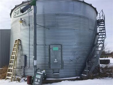 3e6468ba7 Sukup Grain Bins Auktionsergebnisse - 1 Auflistung | TractorHouse.li ...