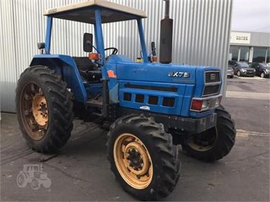 ISEKI 40 HP To 99 HP Tractors For Sale - 6 Listings