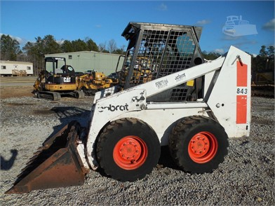 BOBCAT 843 Auction Results - 73 Listings | MachineryTrader