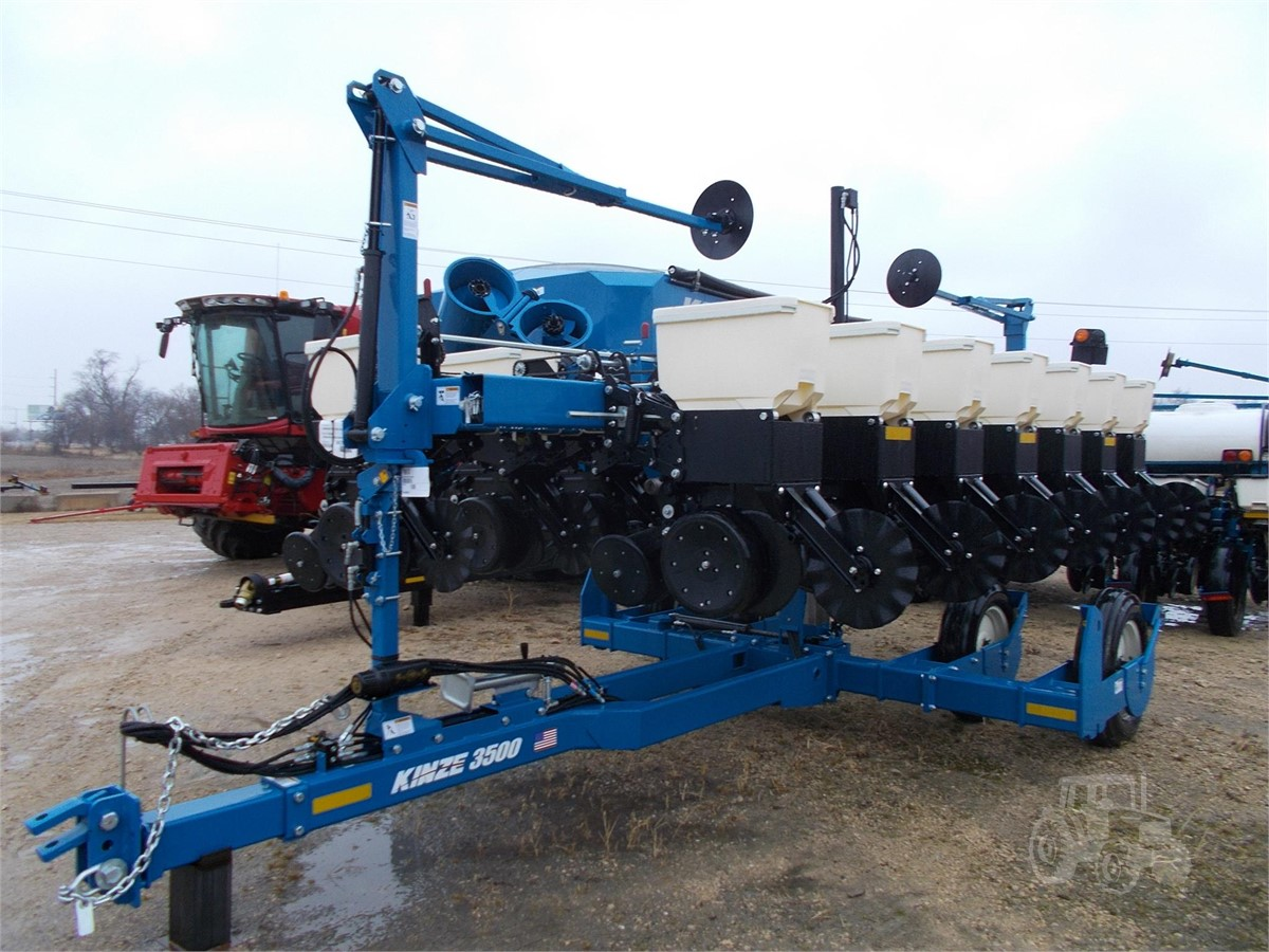 2018 Kinze 3500 For Sale In Janesville Wisconsin Www