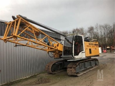 LIEBHERR Crawler Cranes For Sale - 134 Listings | MarketBook