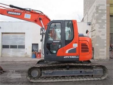 DOOSAN Excavators For Sale In Utah - 6 Listings