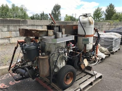 1986 Marcato Mm200 Paint Spray Rig Other Auction Results - 1