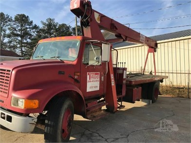 INTERNATIONAL 4700 Bucket Trucks / Boom Trucks For Sale - 8