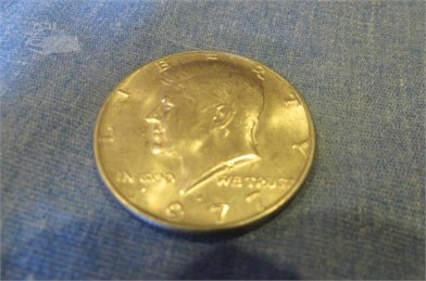 US MINT KENNEDY HALF DOLLAR Auction Results - 10 Listings