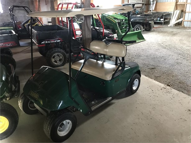 E Z Go Gas Golf Carts For Sale In Chambersburg Pennsylvania 1 Listings Needturfequipment Com