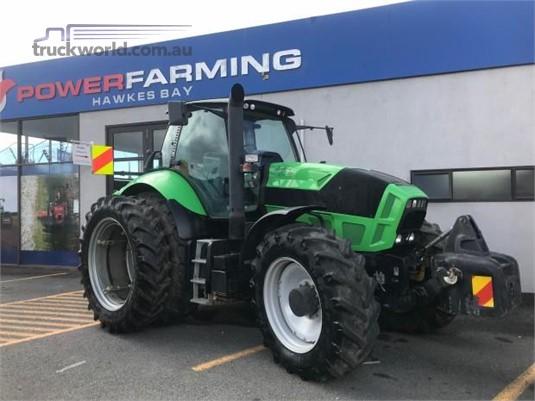 2012 Deutz Fahr Agrotron TTV630 - Farm Machinery for Sale