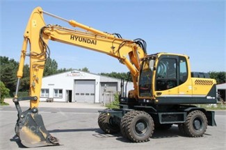 HYUNDAI ROBEX 180W-9A