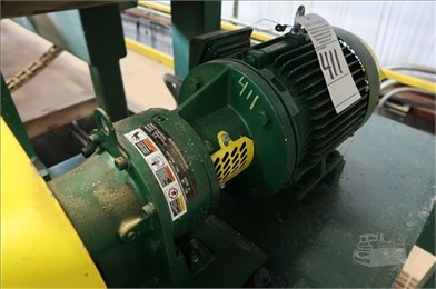 5 HP MOTOR TO SM CYCLO 21:1 RATIO REDUCER W/DRIVE Other