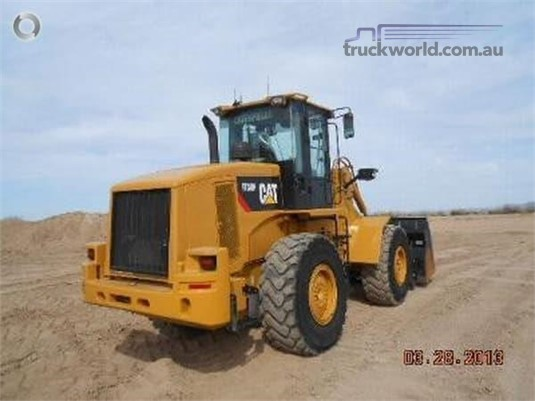 2011 Caterpillar IT38H - Truckworld.com.au - Heavy Machinery for Sale