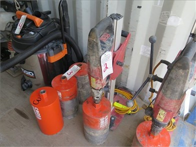 Hilti Other Auction Results - 2 Listings | MachineryTrader