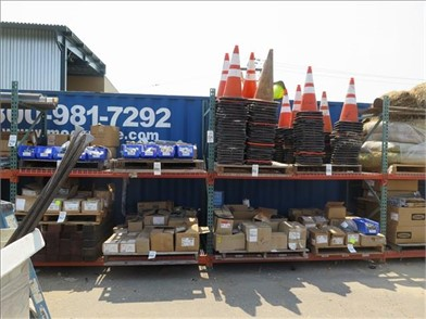 4-Section Heavy Duty Pallet Racking Other Auction Results