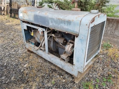 LINCOLN SA-250 ARC WELDER Other Auction Results - 1 Listings