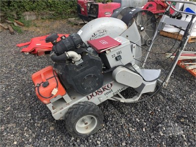 DOSKO RC14SP ROOT CUTTER DISC TRENCHER   Auction Results - 1