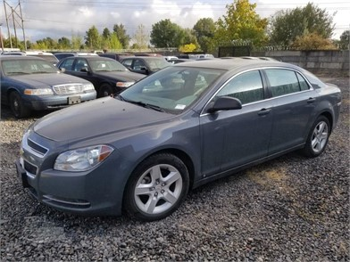 2009 Chevrolet Malibu Sedan Other Auction Results - 1 Listings