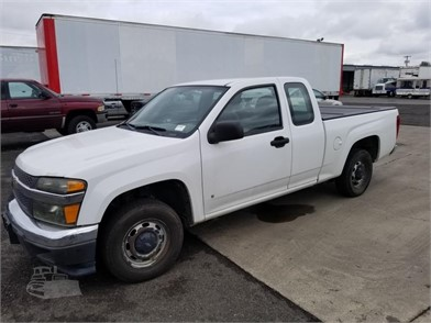 2008 CHEVROLET COLORADO EXTRA CAB PICKUP Other Auction ... on
