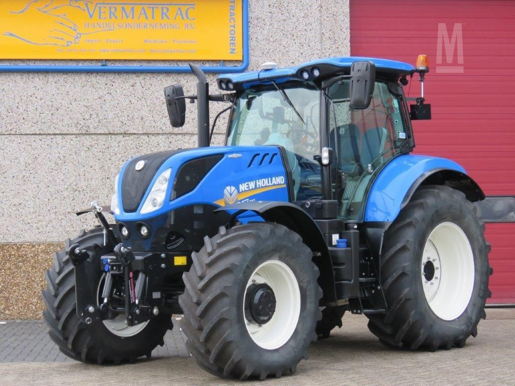 2016 NEW HOLLAND T7 210 For Sale In Veen, North Brabant The Netherlands