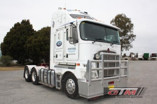 2013 Kenworth K200 Aerodyne Graham Thomson Motors - Trucks for Sale