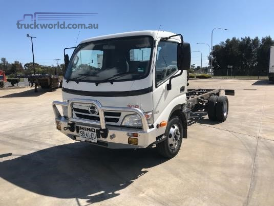 2009 Hino 300 Series 816 Medium Adelaide Truck Sales - Trucks for Sale
