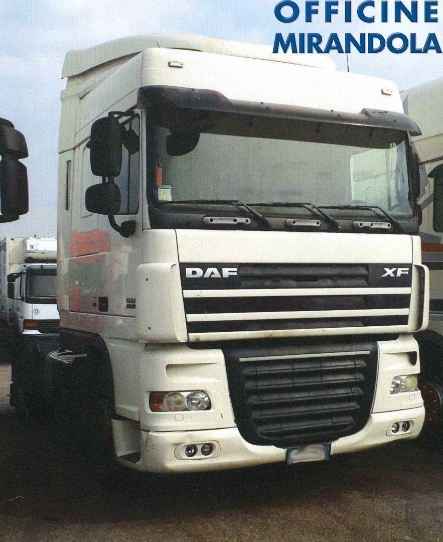 Daf XF105.460 Usato