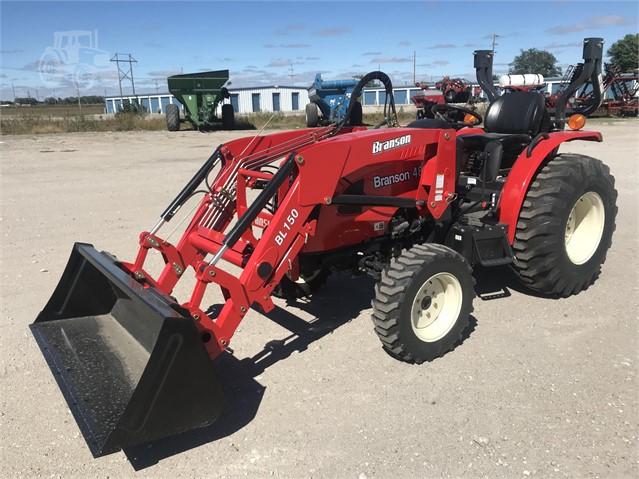 2018 BRANSON 4815R For Sale In Albion, Nebraska | www