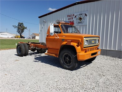 Chevrolet Wrecker Tow Trucks Auction Results - 394 Listings