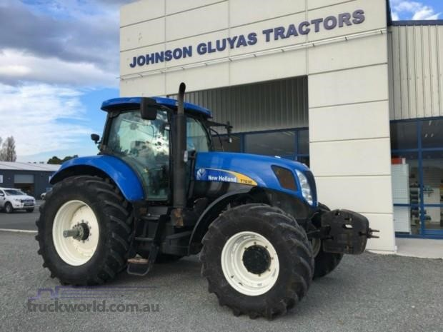 2007 New Holland T7030 Tractors farm machinery for sale