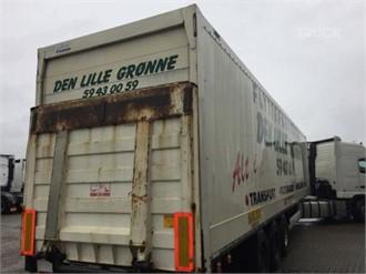 KRONE BOX TRAILER MIT LIFT