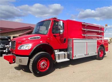 FREIGHTLINER Fire Trucks For Sale - 14 Listings | TruckPaper com