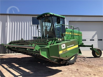 JOHN DEERE Mower Conditioners/Windrowers Auction Results - 292