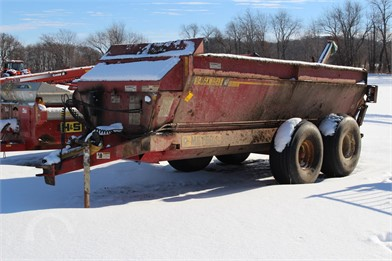 MEYER Manure Spreaders Auction Results - 24 Listings