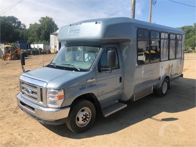 FORD Passenger Bus Auction Results - 40 Listings