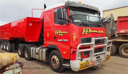 2005 Volvo FH16 Trucks for Sale