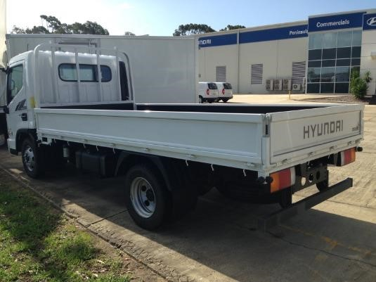 2018 Hyundai Mighty EX4 Standard Cab MWB - Trucks for Sale