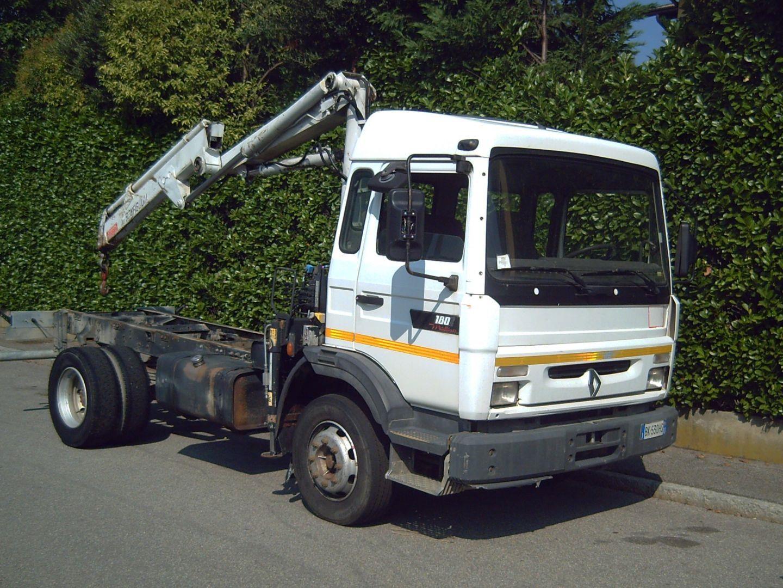 Renault MIDLINER 180 Usato