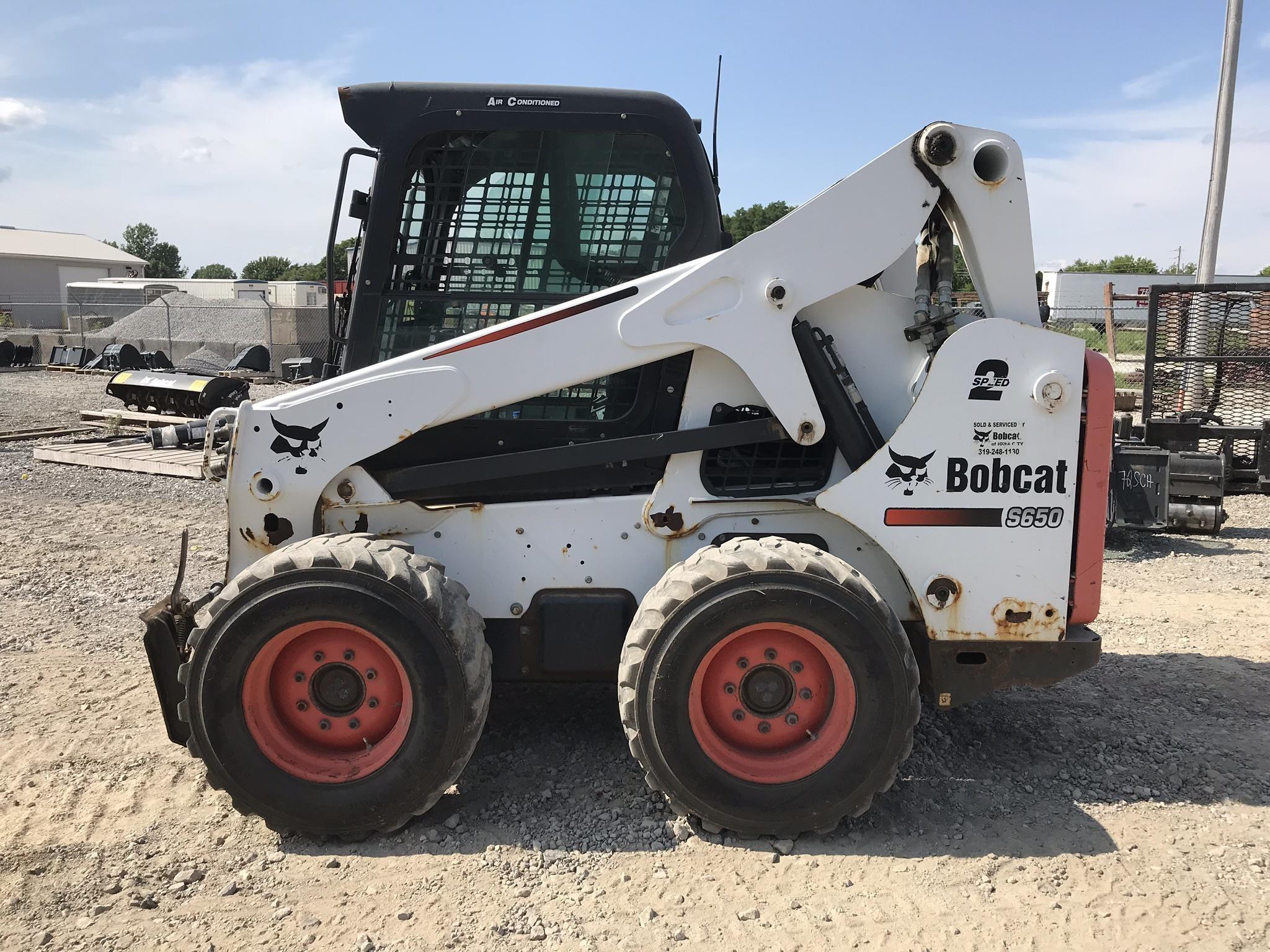 Bobcat S650 Skid Steer Loaders for Sale | CEG