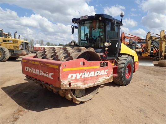 2013 Dynapac CA4600PD - Heavy Machinery for Sale