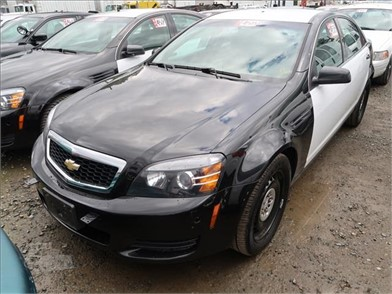 2014 CHEVROLET CAPRICE Auction Results - 1 Listings