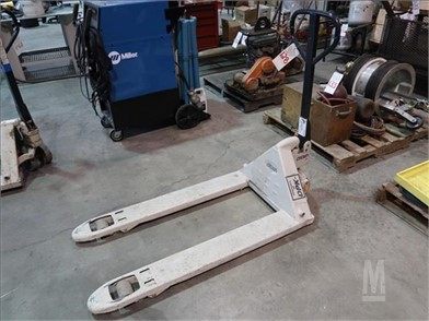 Hydraulic Pallet Jack Other Auction Results - 4 Listings