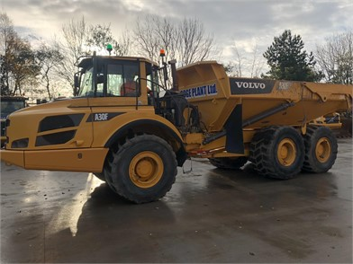 VOLVO A30F For Sale - 52 Listings | MachineryTrader co uk