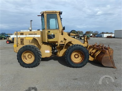 DRESSER Wheel Loaders Auction Results - 17 Listings
