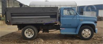 GMC Dump Trucks Auction Results - 52 Listings | AuctionTime com