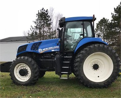 NEW HOLLAND T8 390 For Sale - 40 Listings | TractorHouse com - Page