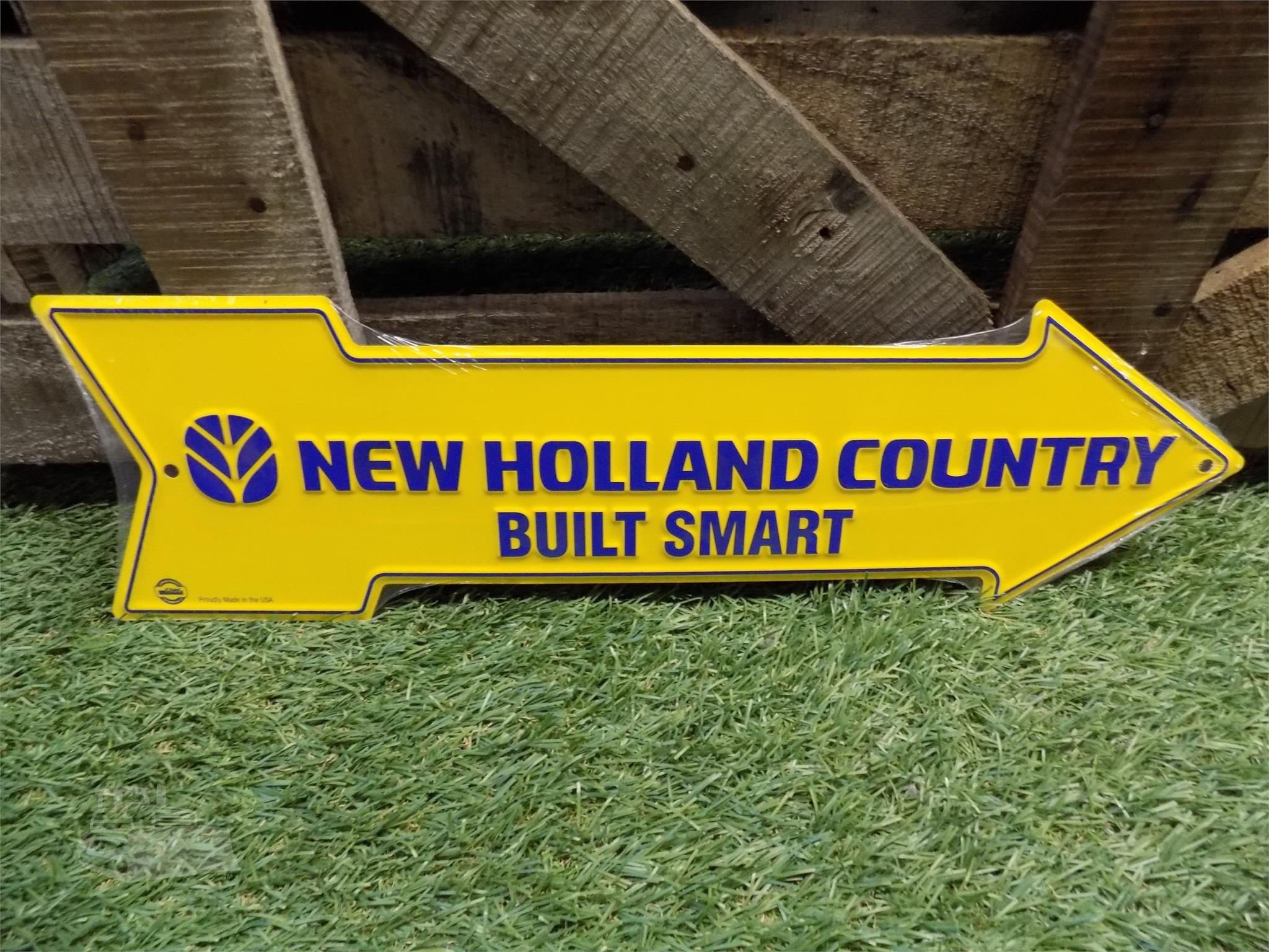 NEW HOLLAND NEW HOLLAND COUNTRY SIGN Zum Verkauf   10 Anzeigen ...