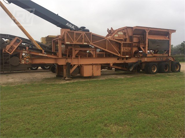 RentalYard com | EAGLE CRUSHER ULTRAMAX 500-05CV For Rent