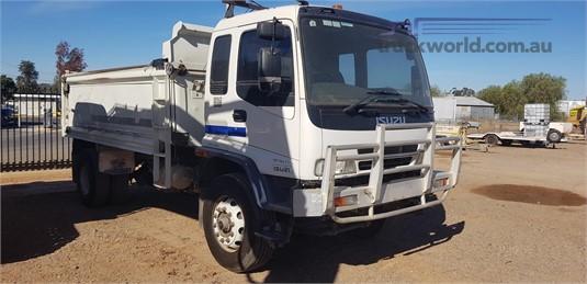 2006 Isuzu FVR Trucks for Sale