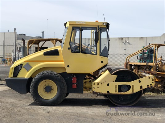 2005 Bomag BW177D Heavy Machinery for Sale