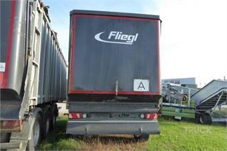 FLIEGL ABSCHIEBER ASS 388, 3 ACHSER, LIFT 48 CBM