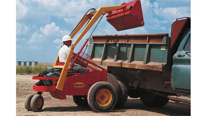 Bobcat's Formative Years: From Farm Attachment Maker To